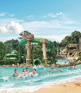 Adventure Cove Water Park 水上探险乐园