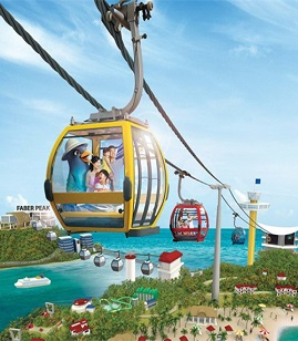 Cable Car 缆车