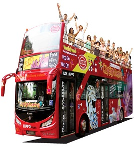 City Sight Seeing Bus 观光巴士